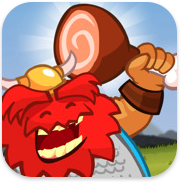 Swords and Soldiers voor iPhone, iPad en iPod touch