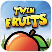 twinFruits voor iPhone, iPad en iPod touch
