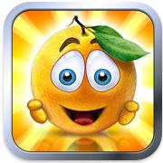 Cover Orange voor iPhone, iPad en iPod touch