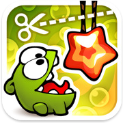 Cut the Rope: Experiments voor iPhone, iPad en iPod touch