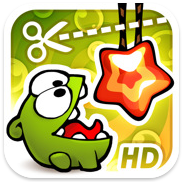 Cut the Rope: Experiments HD voor iPhone, iPad en iPod touch