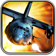 Zombie Gunship voor iPhone, iPad en iPod touch