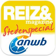 ANWB REIZ& Magazine Stedenspecial voor iPhone, iPad en iPod touch