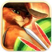 Fruit Ninja: Puss in Boots voor iPhone, iPad en iPod touch
