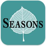 Seasons Adressen voor iPhone, iPad en iPod touch
