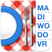 Weekmenu voor iPhone, iPad en iPod touch