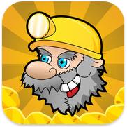 Crazy Miner Bob voor iPhone, iPad en iPod touch