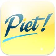 Piet! voor iPhone, iPad en iPod touch
