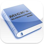 Mick's Rijmwoordenboek voor iPhone, iPad en iPod touch