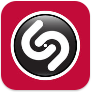 (Shazam)RED voor iPhone, iPad en iPod touch
