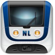 Infomaps Railway NL voor iPhone, iPad en iPod touch