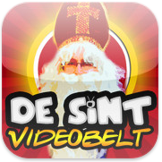 De Sint Videobelt voor iPhone, iPad en iPod touch