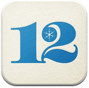 iTunes - 12 dagen cadeaus voor iPhone, iPad en iPod touch