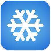 Sneeuwhoogte+ voor iPhone, iPad en iPod touch