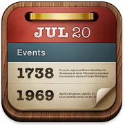 On this day... voor iPhone, iPad en iPod touch
