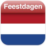 Feestdagen en Vakanties NL voor iPhone, iPad en iPod touch