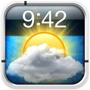 Lock Screen Weather voor iPhone, iPad en iPod touch
