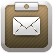 Copy&Mail voor iPhone, iPad en iPod touch