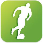 Voetbalzone voor iPhone, iPad en iPod touch