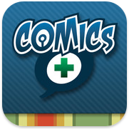 Comics+ voor iPhone, iPad en iPod touch