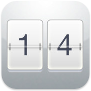 Countdown voor iPhone, iPad en iPod touch