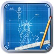 Blueprint 3D voor iPhone, iPad en iPod touch