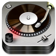 Tap DJ - Mix and Scratch your Music voor iPhone, iPad en iPod touch