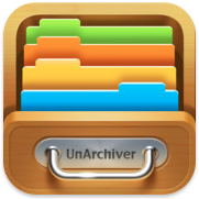 UnArchiver voor iPhone, iPad en iPod touch