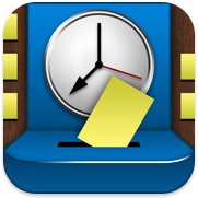 TimeStamps voor iPhone, iPad en iPod touch