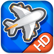 Flight Control HD voor iPhone, iPad en iPod touch