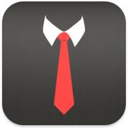 Tie Right voor iPhone, iPad en iPod touch