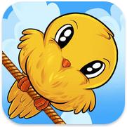Jump Birdy Jump voor iPhone, iPad en iPod touch