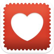 Valentine's Postcards voor iPhone, iPad en iPod touch