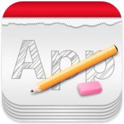 AppSketcher voor iPhone, iPad en iPod touch