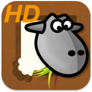 Hungry Sheep HD voor iPhone, iPad en iPod touch