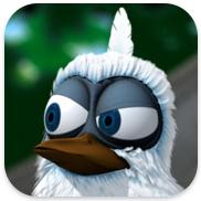 Talking Larry the Bird voor iPhone, iPad en iPod touch