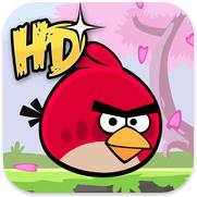 Angry Birds Seasons HD voor iPhone, iPad en iPod touch
