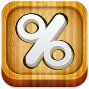 7 in 1: Percentage Calculator voor iPhone, iPad en iPod touch