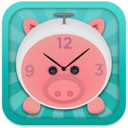 PiggyAlarm voor iPhone, iPad en iPod touch