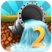 PipeRoll 2 Ages voor iPhone, iPad en iPod touch