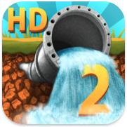 PipeRoll 2 Ages HD voor iPhone, iPad en iPod touch