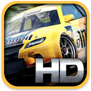 Real Racing HD voor iPhone, iPad en iPod touch