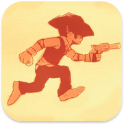 Gunman Clive voor iPhone, iPad en iPod touch