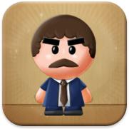 Kick the Boss voor iPhone, iPad en iPod touch
