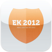 EK-2012-PRO voor iPhone, iPad en iPod touch