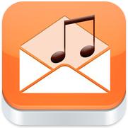 Song2Email voor iPhone, iPad en iPod touch