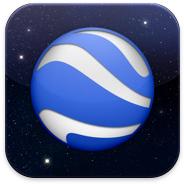 Google Earth voor iPhone, iPad en iPod touch