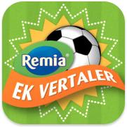 Remia EK voor iPhone, iPad en iPod touch