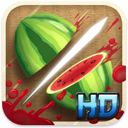 Fruit Ninja HD voor iPhone, iPad en iPod touch