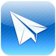 Sparrow voor iPhone, iPad en iPod touch